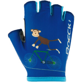 Roeckl Toro Gloves Kids monaco blue